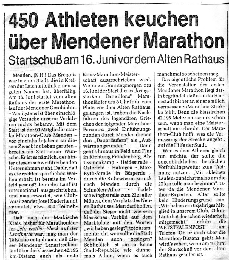 160525 Vorbericht Menden-Marathon 2