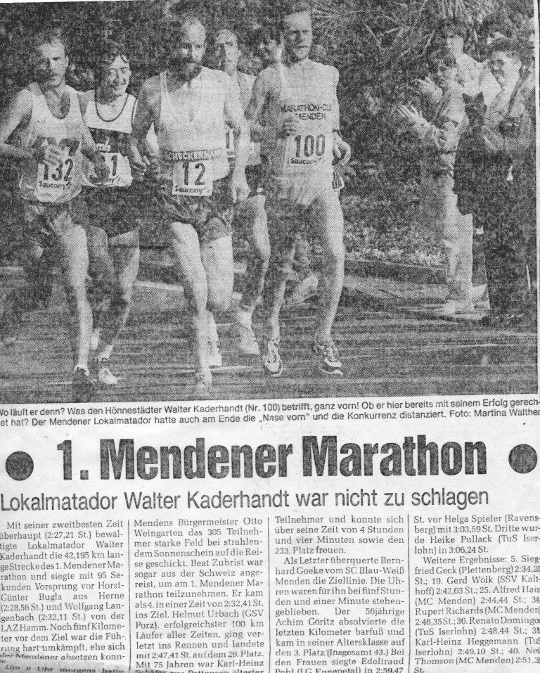 160525 WP-Bericht 1. Menden-Marathon