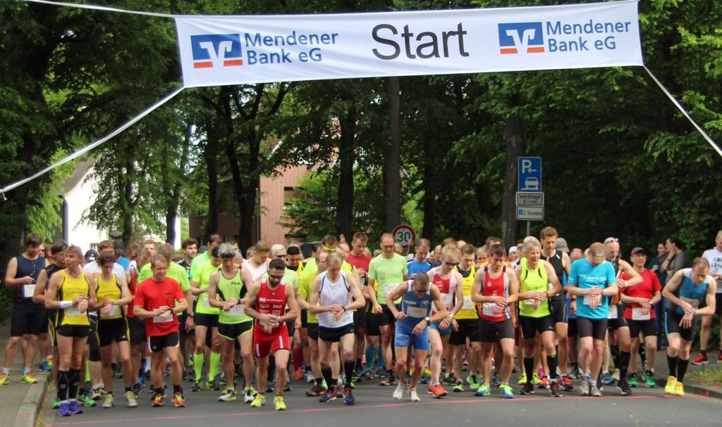 Startfoto Halbmarathon