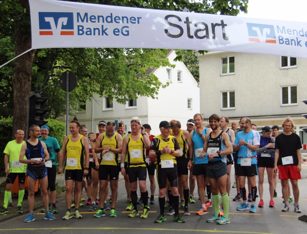 Startfoto Marathon