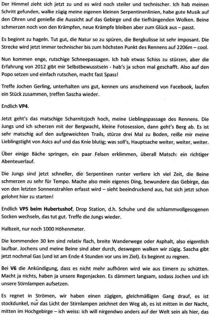isbericht Juliane Ilgert  2