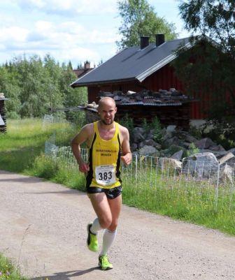 160704 Kai Schimmel Nordmarka Halvmarathon