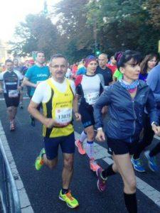 Martin Pasic beim Köln-Halbmarathon