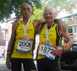 Hansgeorg Kruse und Erhard Kemper