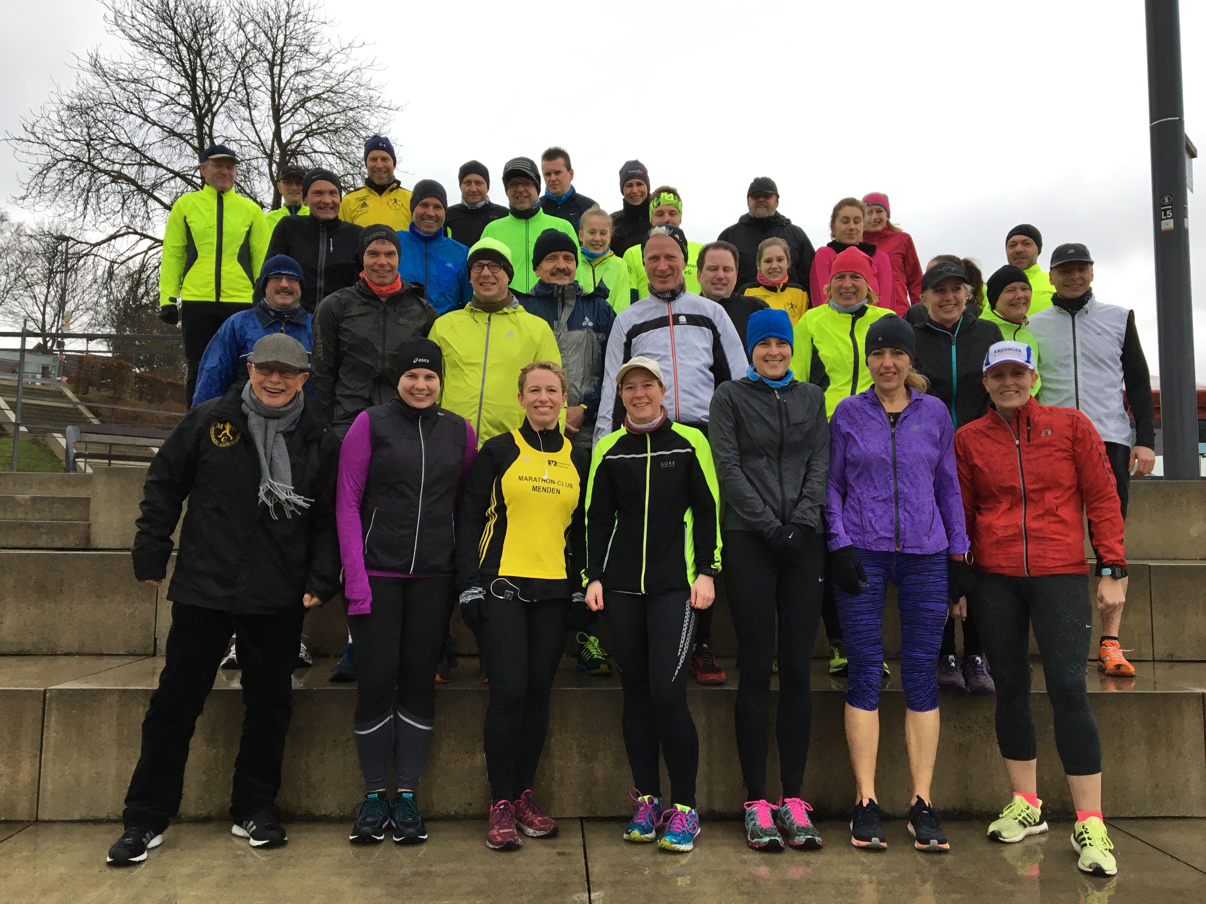Marathon-Club Menden » Weihnachtslauf um die Sorpe – Janik Broszeit ...
